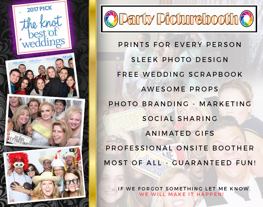 Photo Booth Rental for Weddings