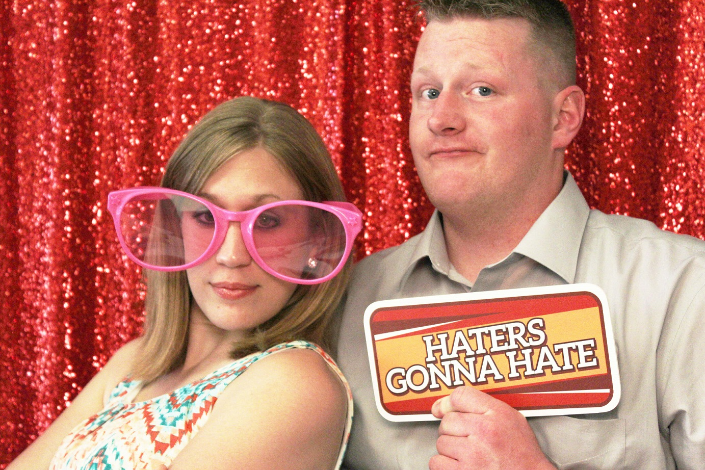 Photo booth rental in Sun prairie